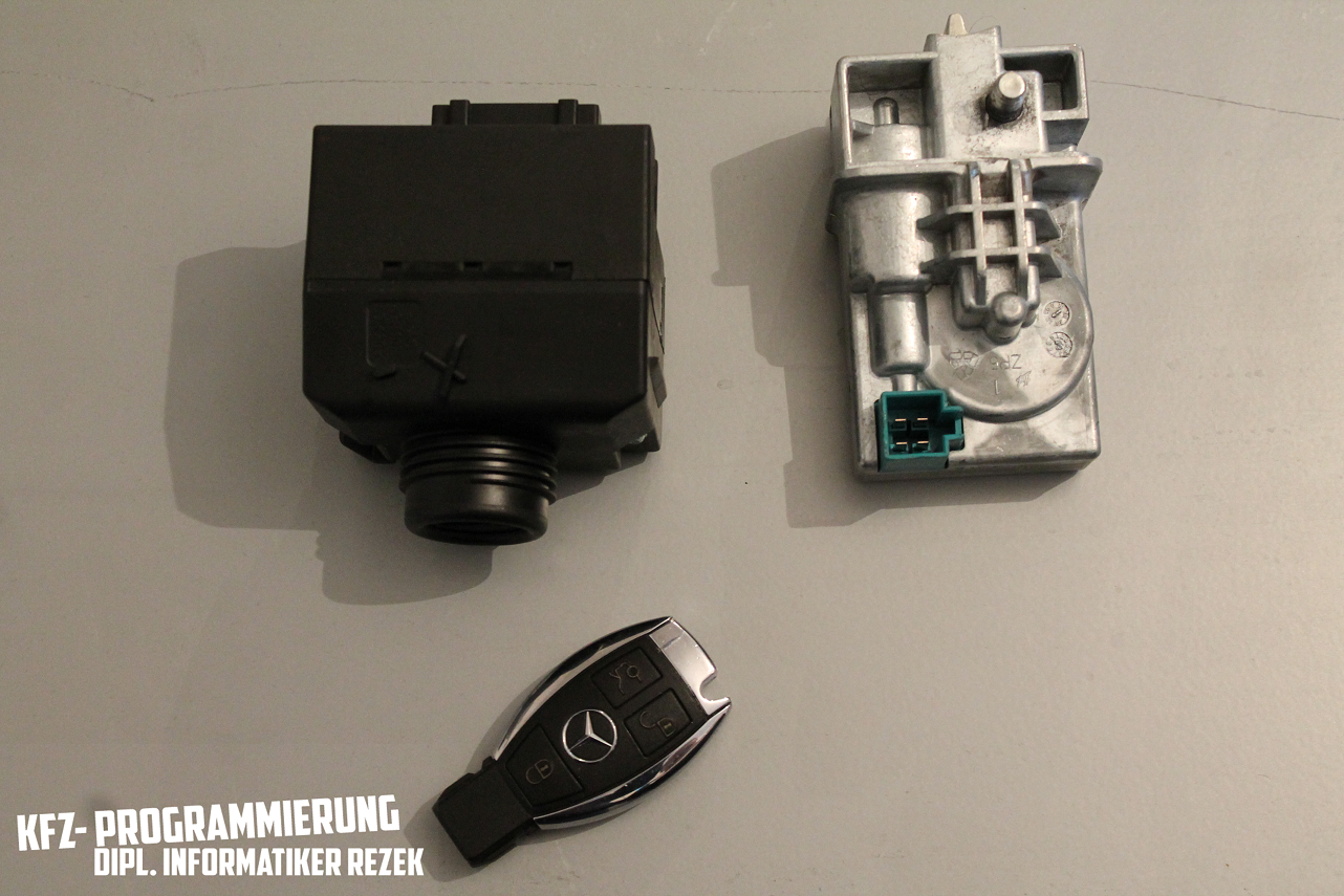 mercedes schl ssel reparieren auto bild idee. Black Bedroom Furniture Sets. Home Design Ideas